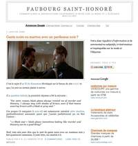 Faubourg_saint_honor